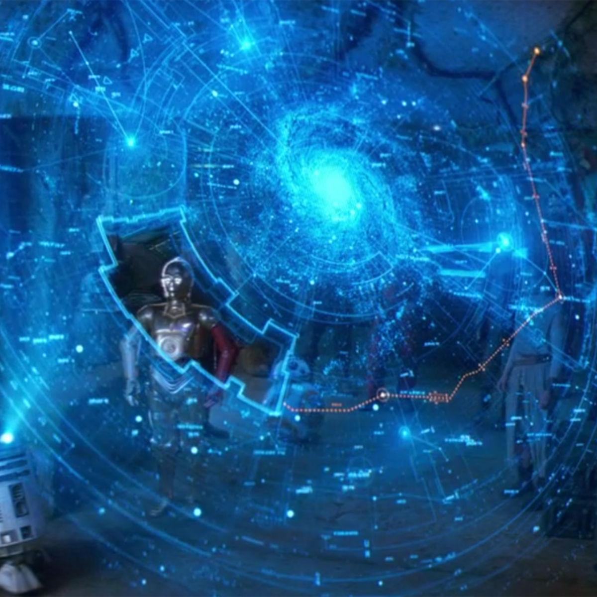 Force Awakens galaxy map