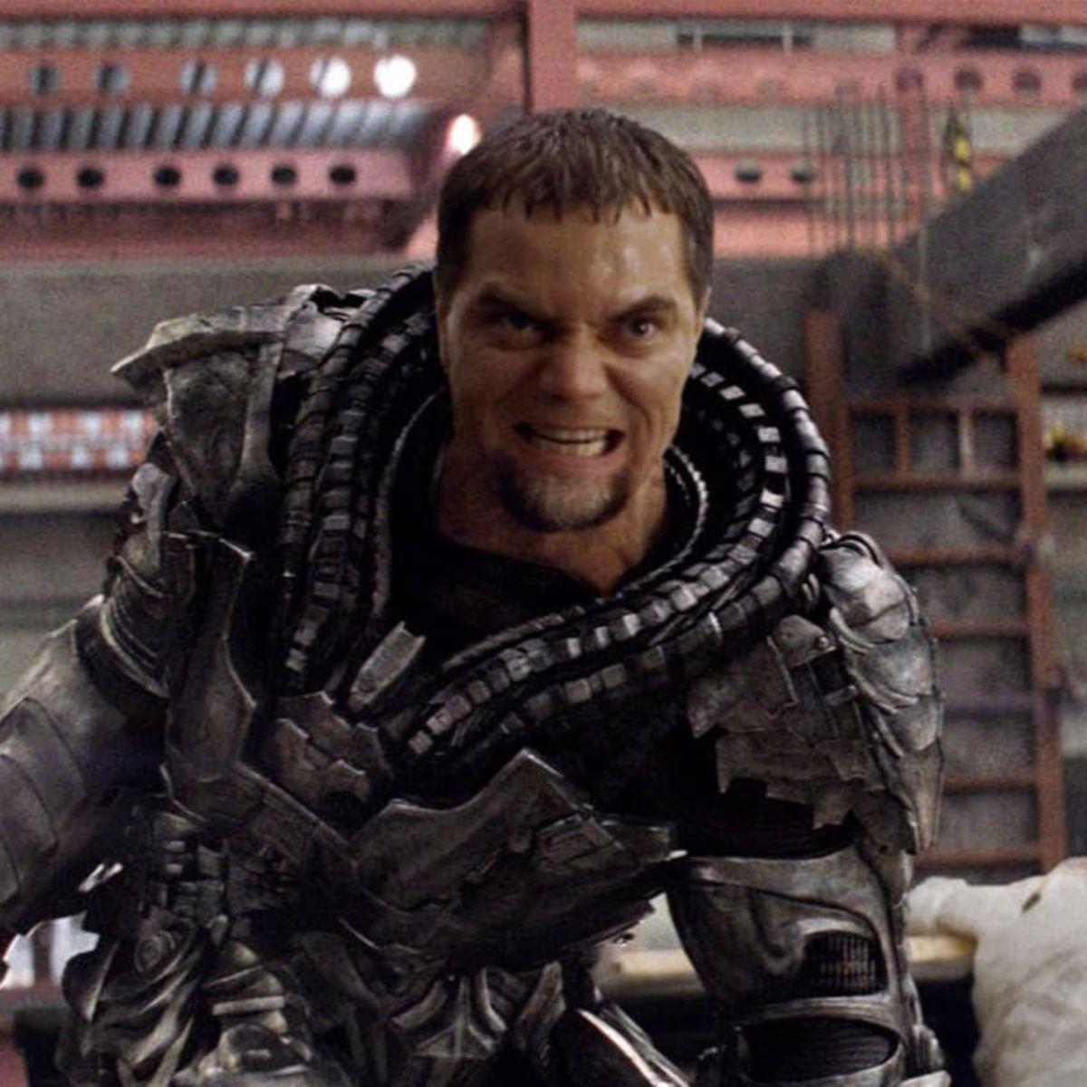 Michael Shannon General Zod