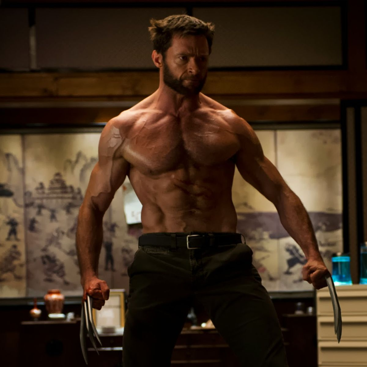 Watch Watch Hugh Jackman Transform From Nice Guy To Wolverine video