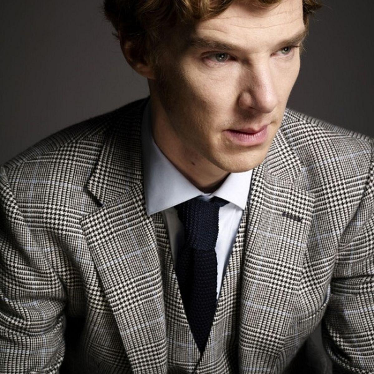 Trek 2\'s new villain cast: It\'s Sherlock\'s Benedict Cumberbatch ...