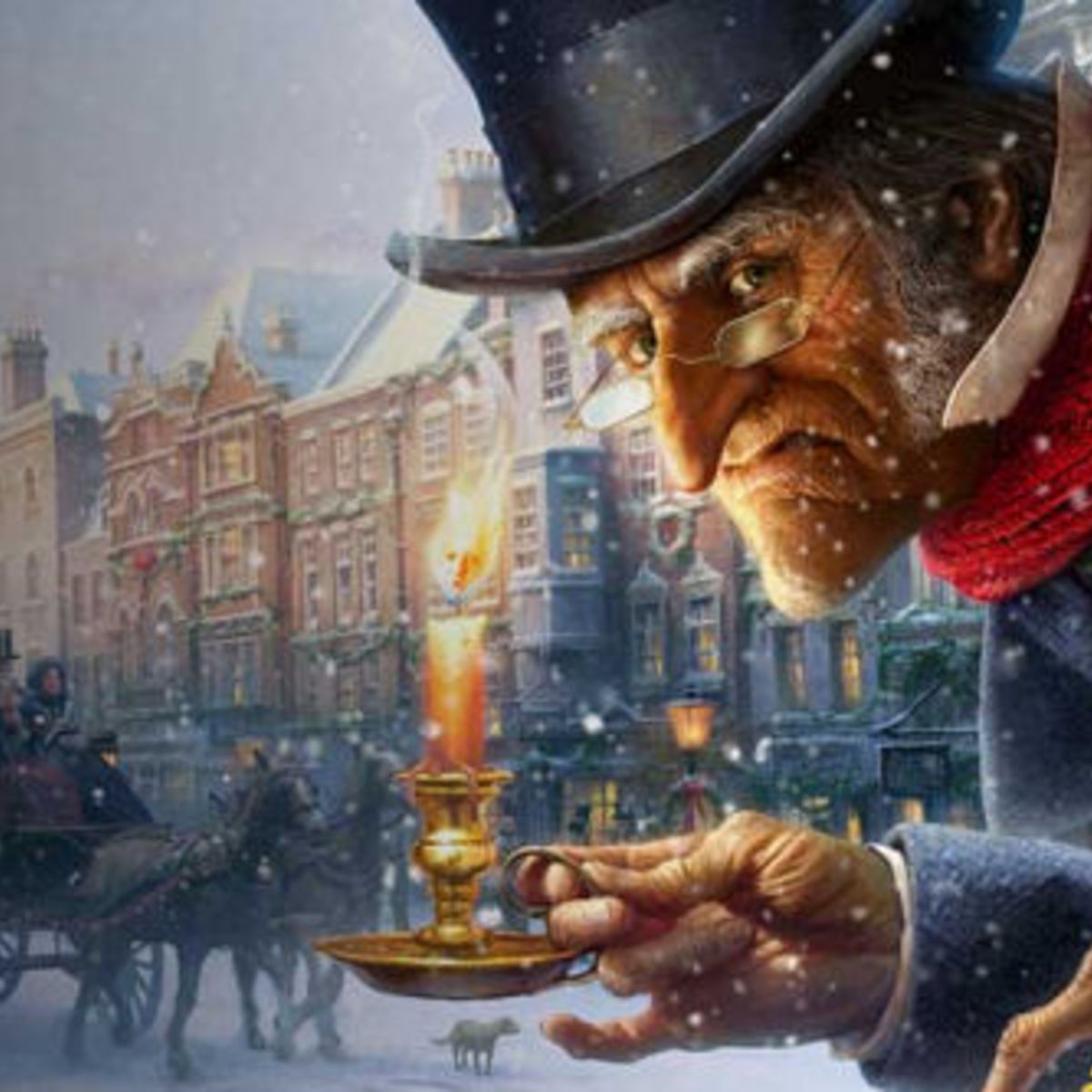 Why Christmas Carol\'s Jim Carrey went from Grinch to Scrooge | SYFY WIRE