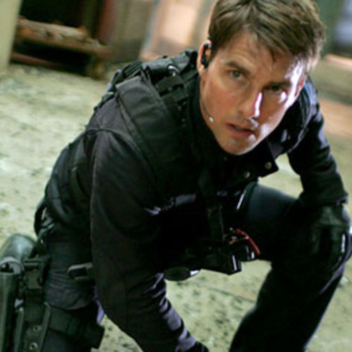 Cruise beats Pooh as 'Mission Impossible' again tops box office