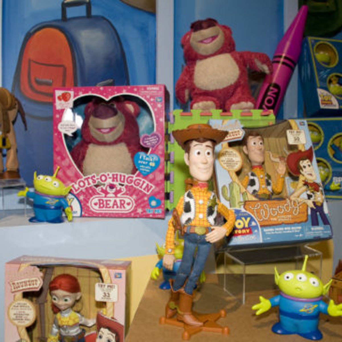 there s a new toy in toy story 3 and you can own him syfy wire