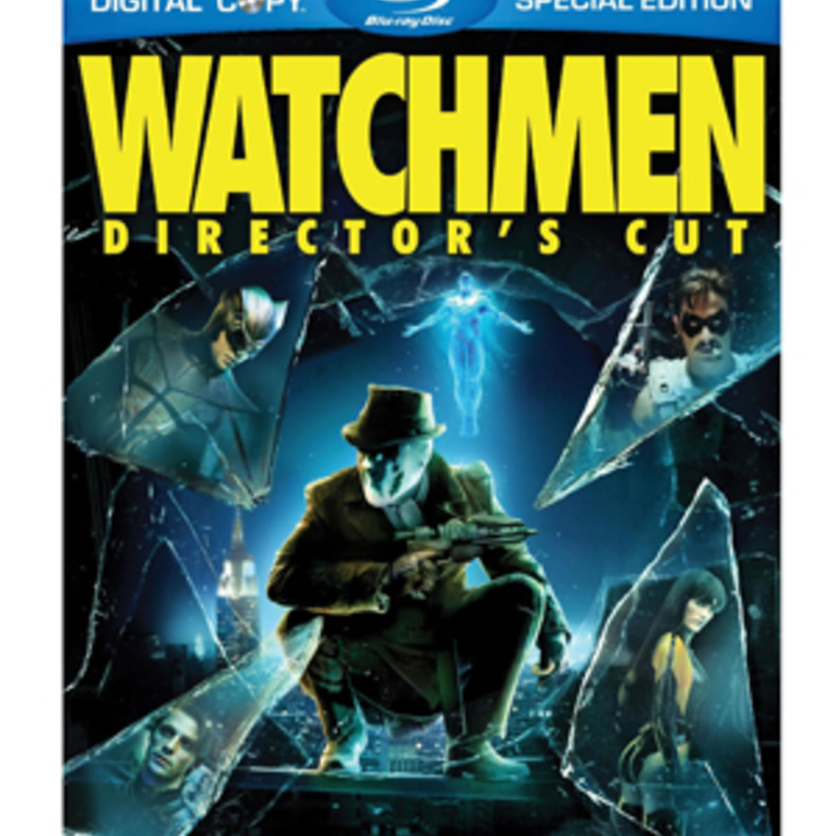 Review: Is it worth upgrading to the Watchmen Director\'s Cut? | SYFY ...