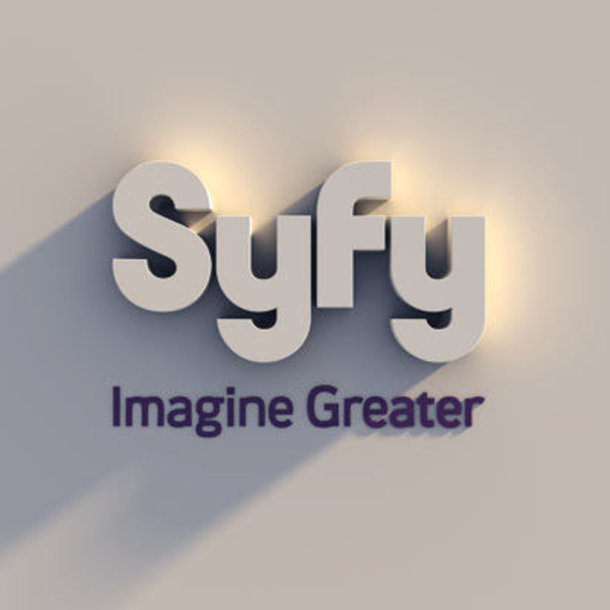 "sci fi channel to become syfy; ""imagine greater"" is new message"