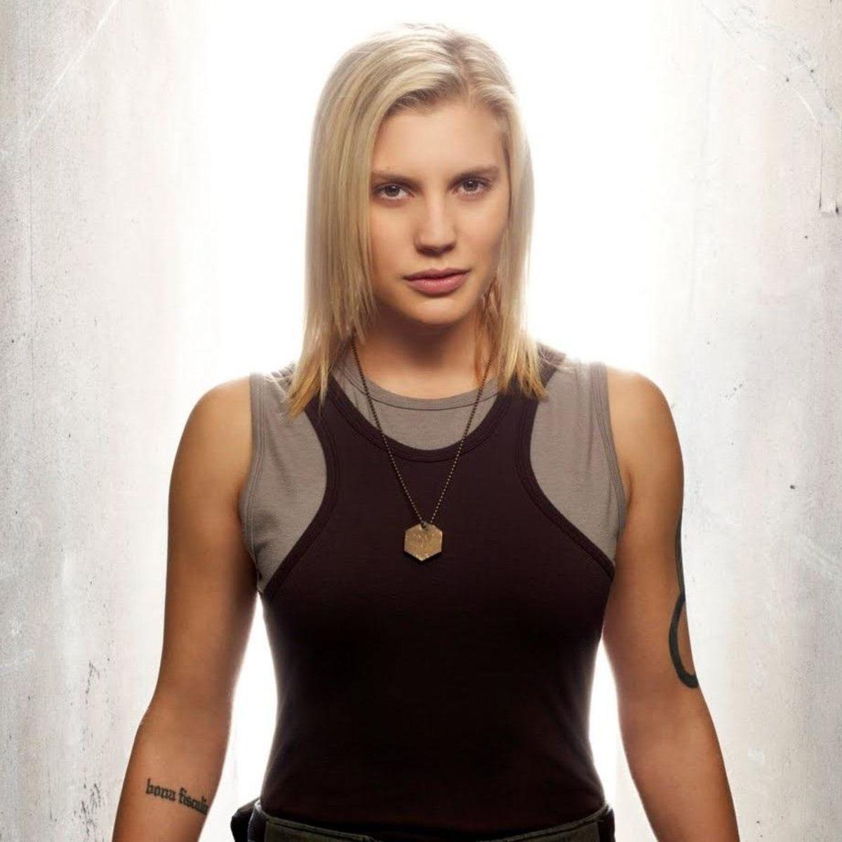 Battlestar Galactic's Katee Sackhoff signs on to star in Origin Unknown