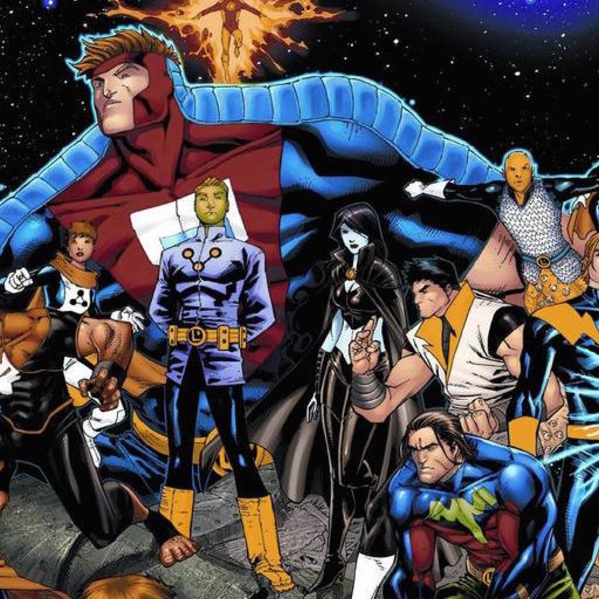 Rumor Of The Day: Legion Of Superheroes Film In 'serious