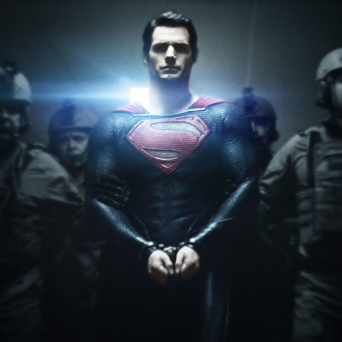 Man of steel villain name