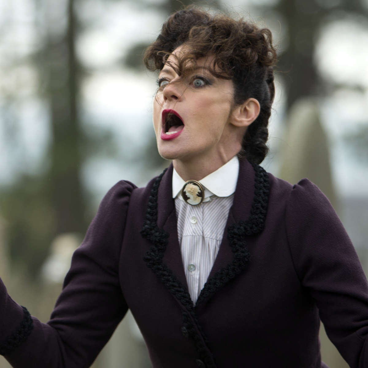 Missy - Michelle Gomez - Doctor Who