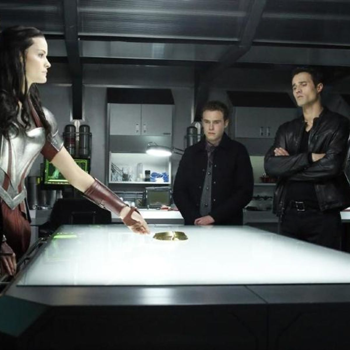 New Sif Photos From Her AGENTS OF S.H.I.E.L.D. Guest Spot_Sif4_0.jpg