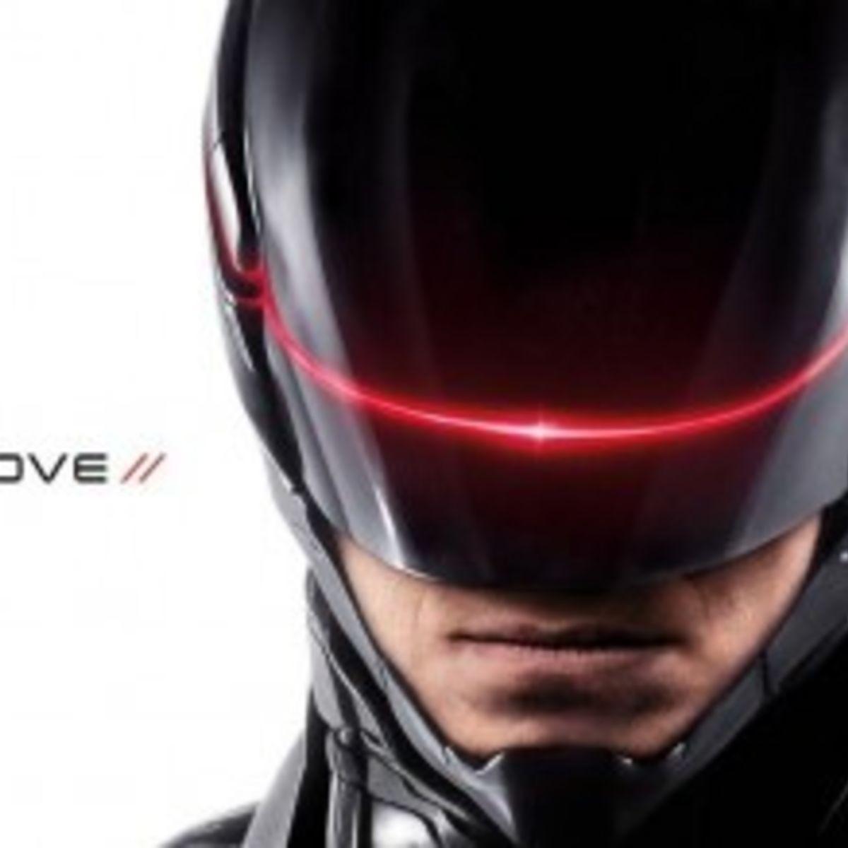 RoboCop poster detail
