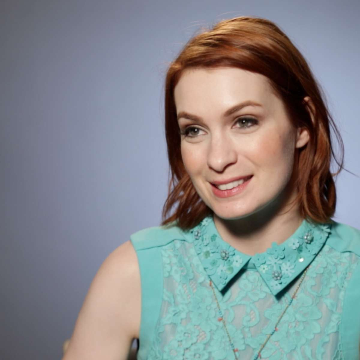 Felicia Day On The Freedom Of Geek Culture Having George Rr