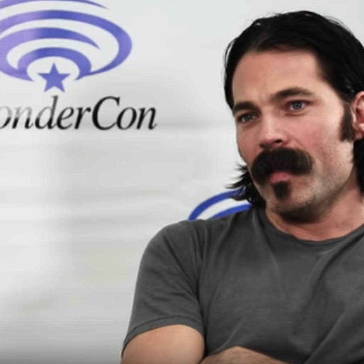 Watch: Wynonna Earp\'s Tim Rozon talks season 2, LGBT fans, and ...