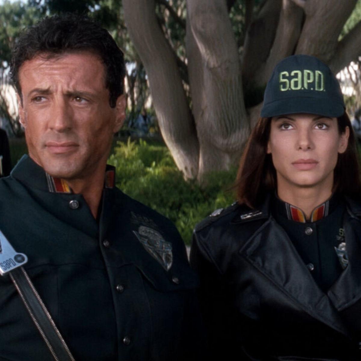 Demolition Man: Sylvester Stallone and Sandra Bullock