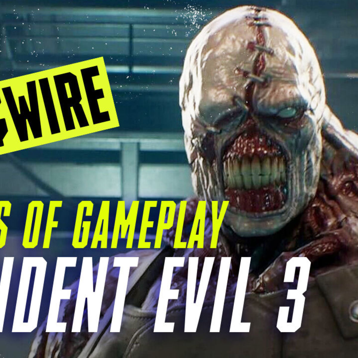 Resident Evil 3 Playthrough Hero