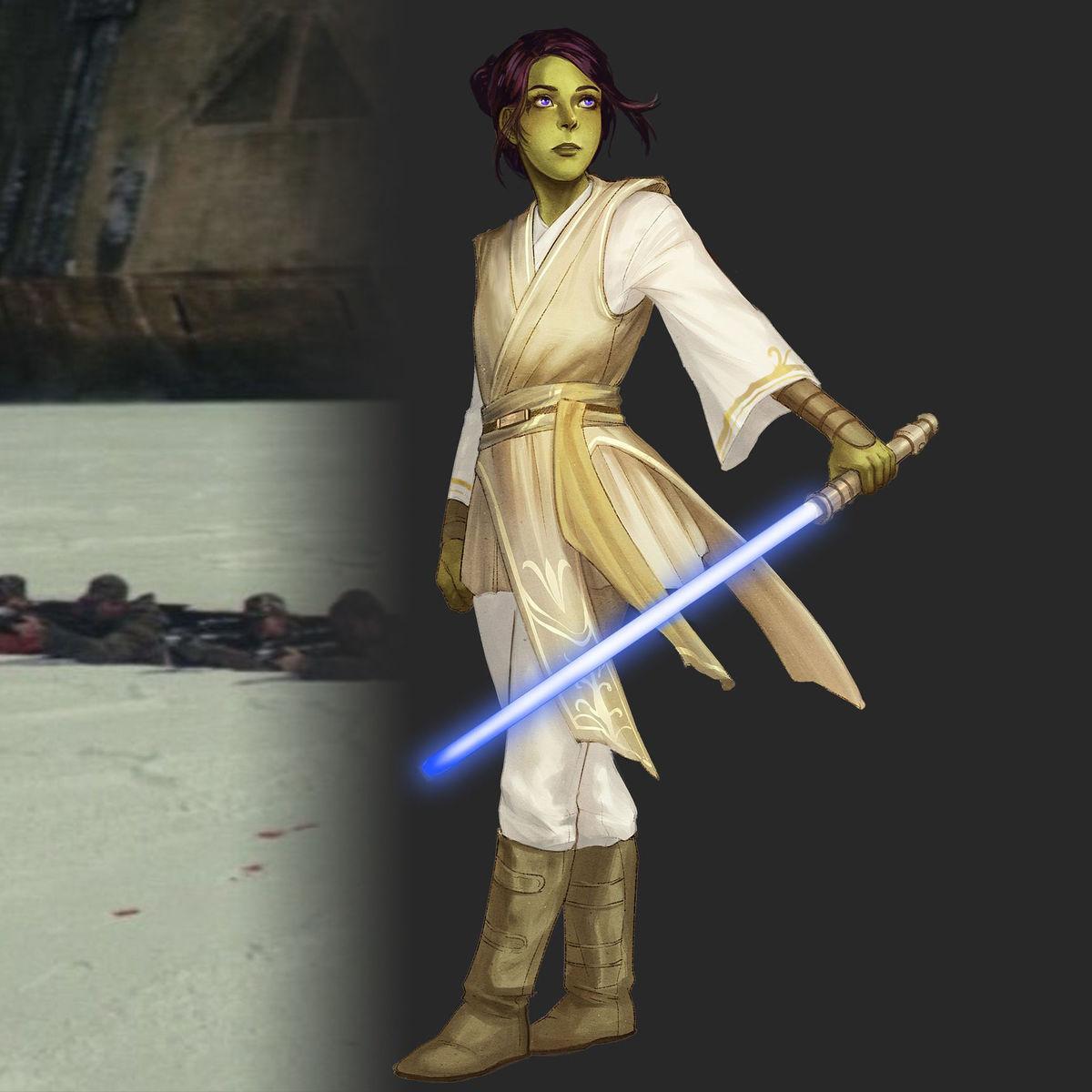 Star Wars: The High Republic Vernestra Council
