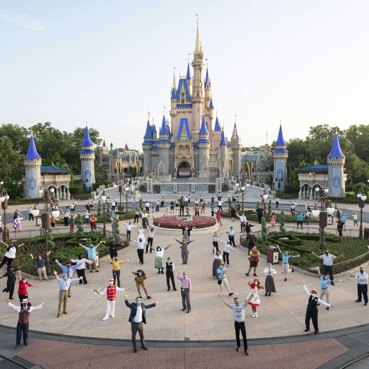 Walt Disney World via Getty Images