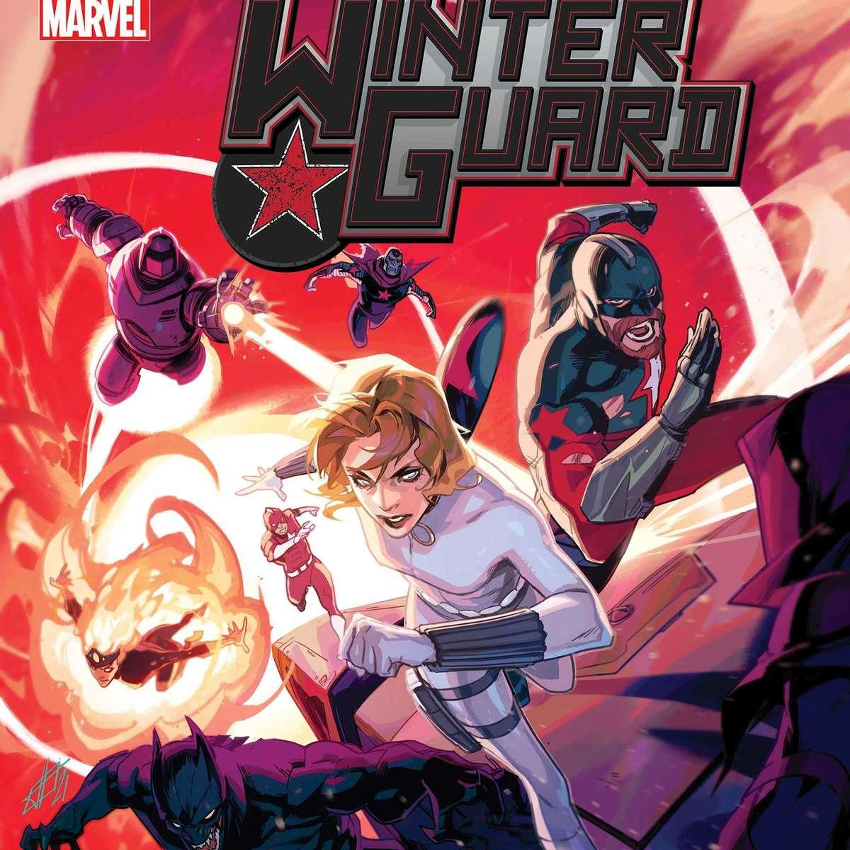 Winter Guard cover