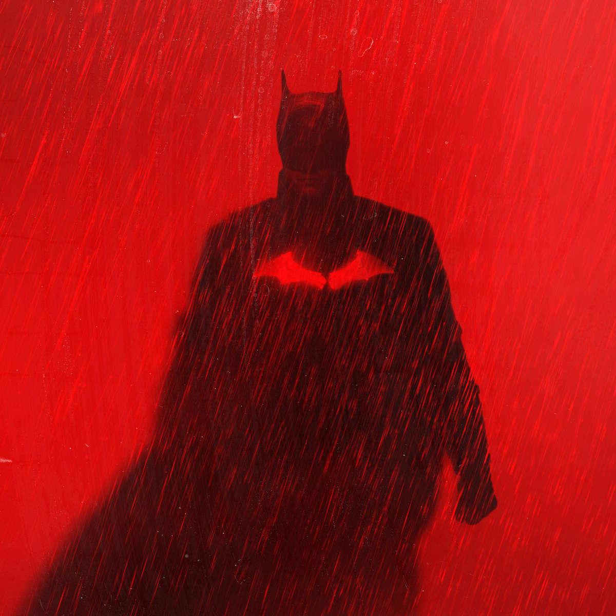 The Batman DC FanDome 2021 key art