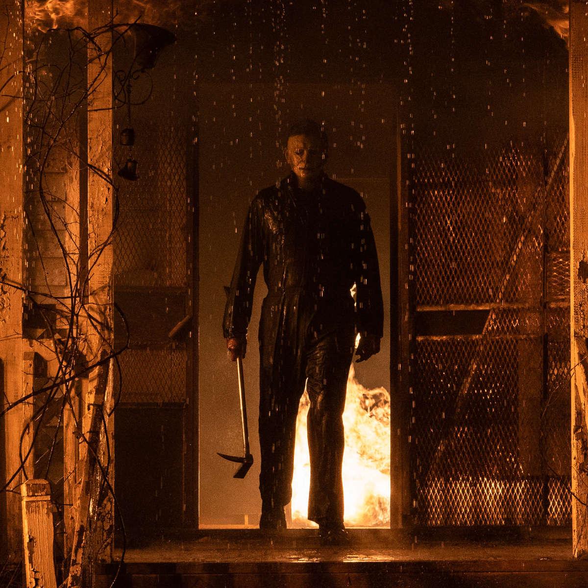 Halloween Kills Still Michael Myers