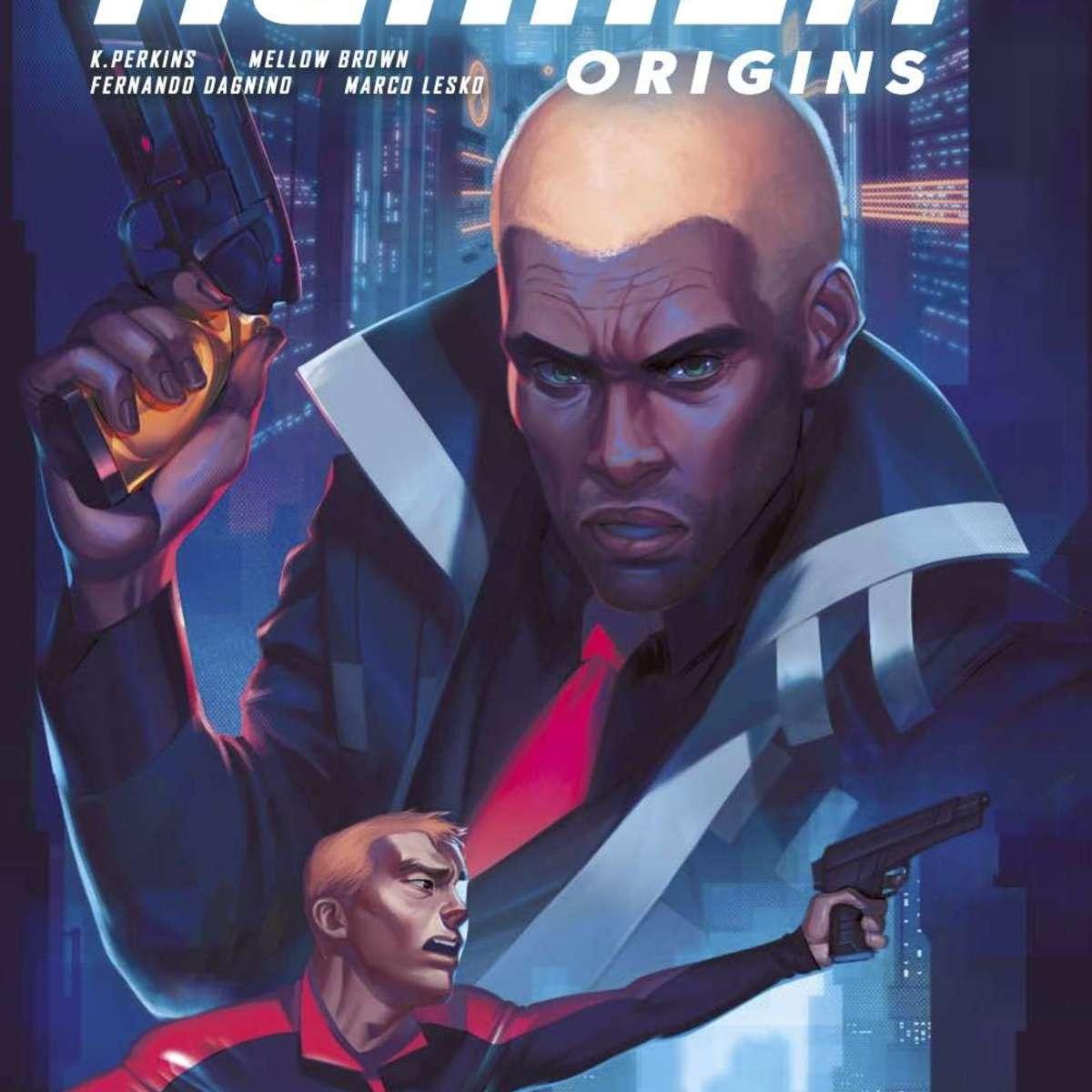 Blade Runner Origins #7 Cover B