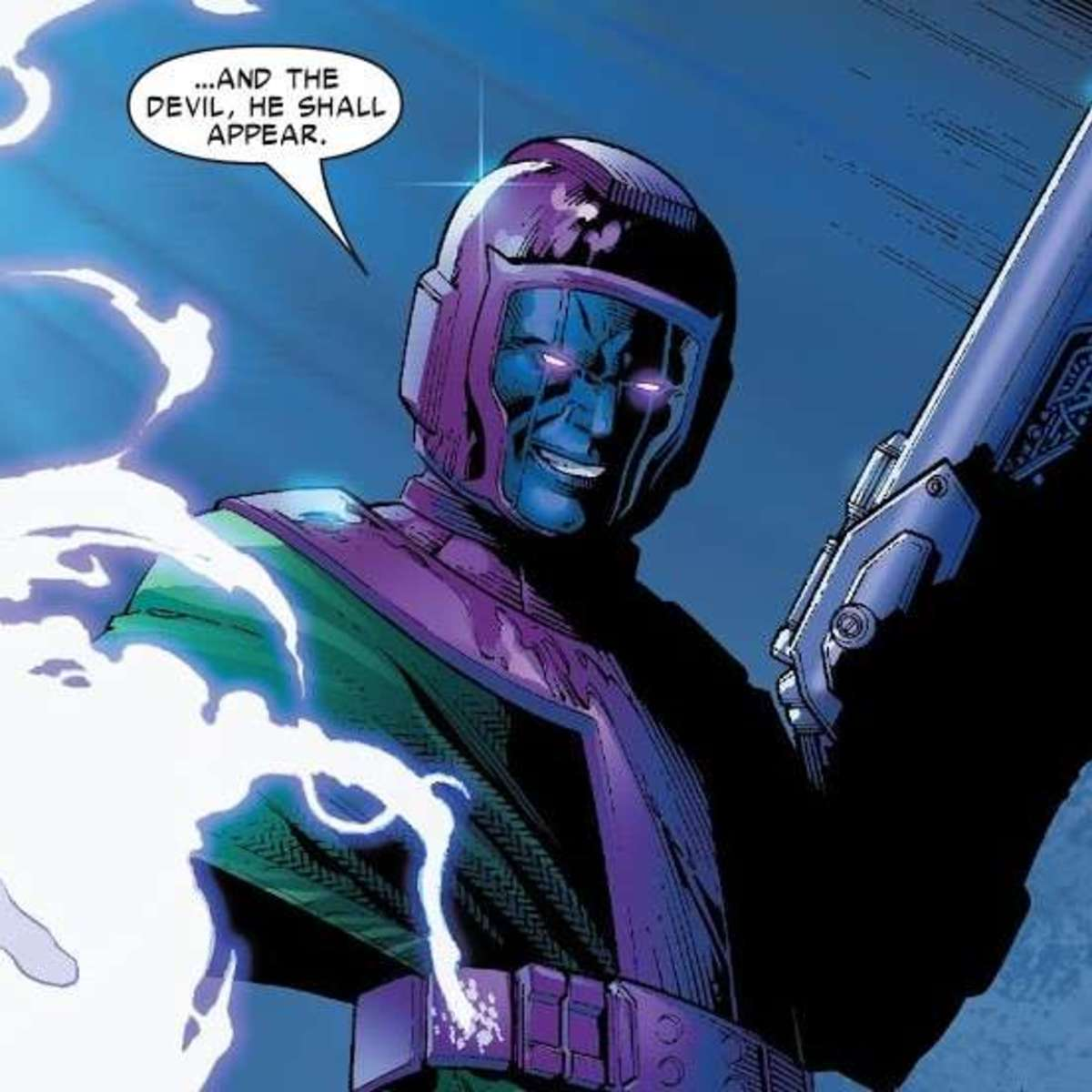 Young Avengers #3 ( Writer Allan Heinberg, Penciler Jim Cheung) [Credit: Marvel Comics]