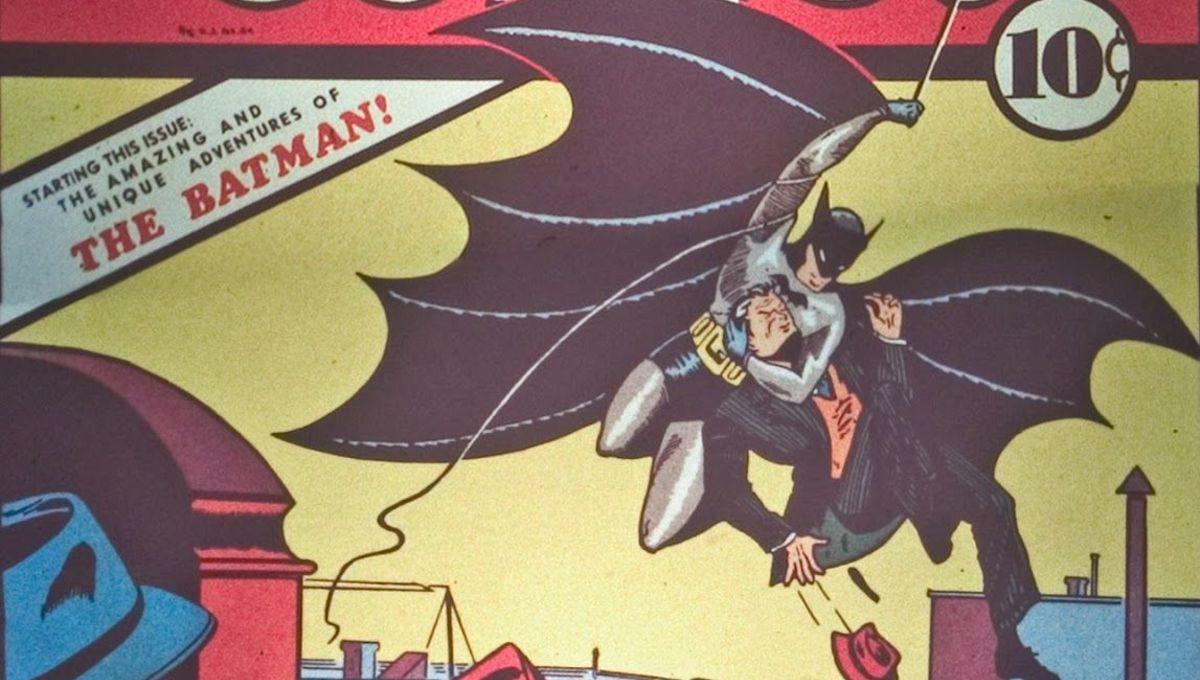 Detective Comics #27 (Writer: Bill Finger Artist: Bob Kane)