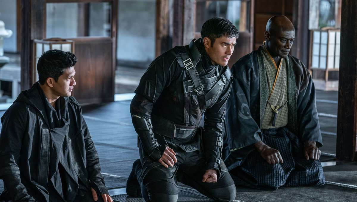 Snake Eyes: G.I. Joe Origins unmasked at San Diego Comic-Con with Henry Golding
