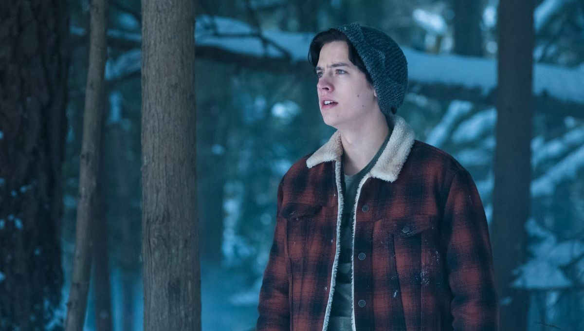 Exclusive: Jughead and FP clash over the latest Riverdale murder mystery