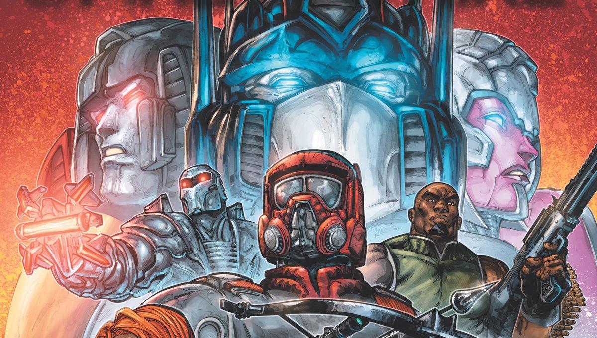 First Strike's creative team takes us inside IDW's Hasbro comic book universe
