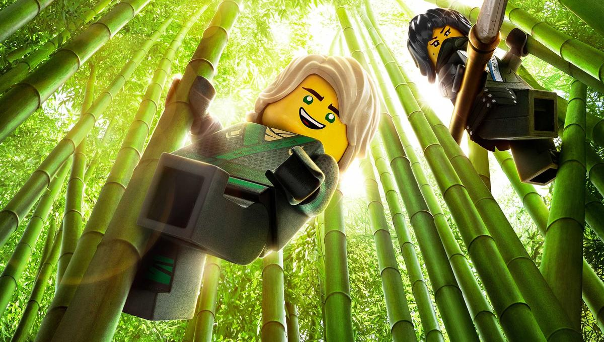Lego Ninjago Movie Unveils New Character Posters Official