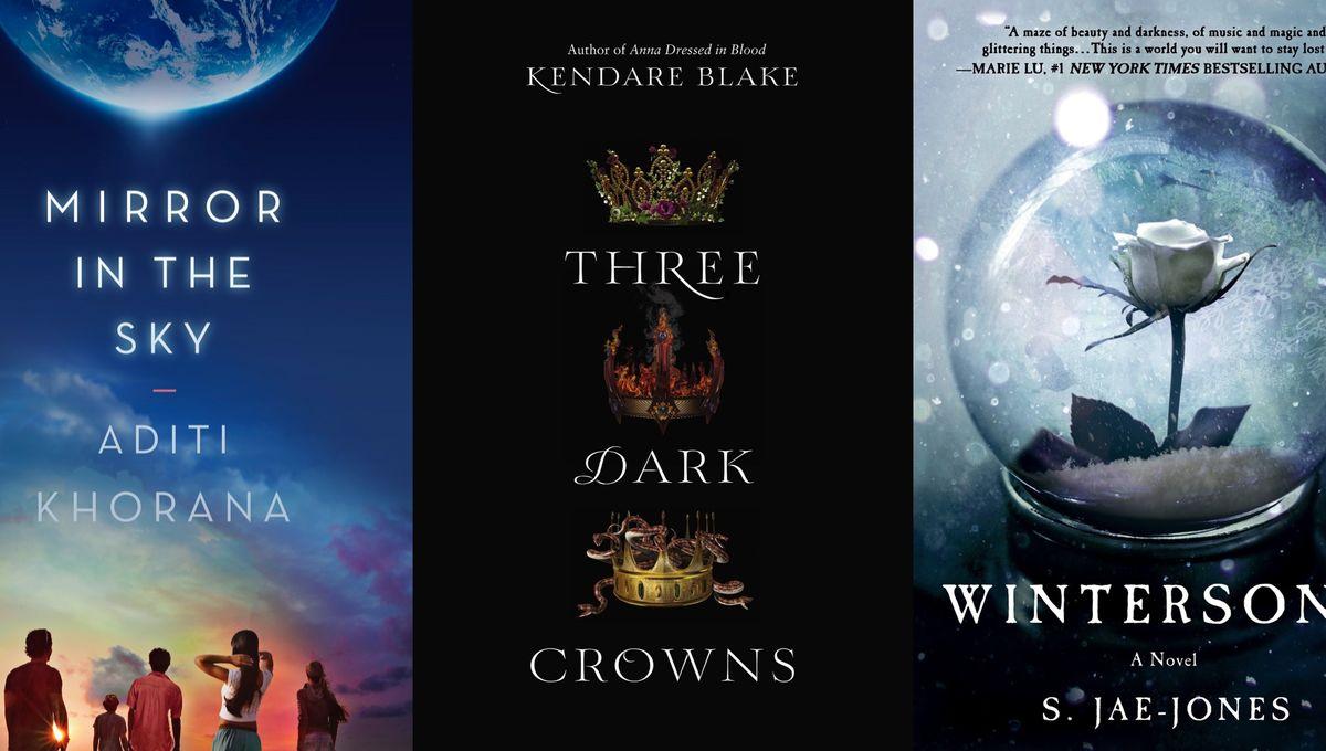 YA Genre Fiction You Should Be Reading