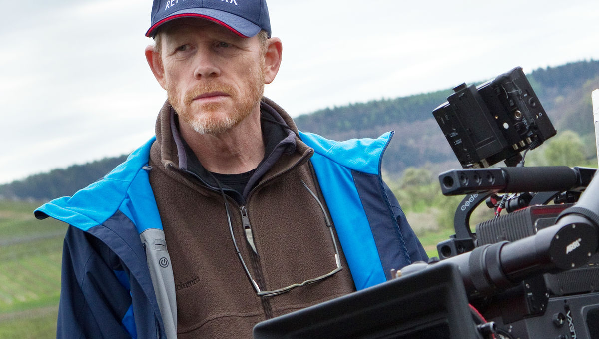 Ron Howard not entirely buying those Star Wars spin-off suspension stories