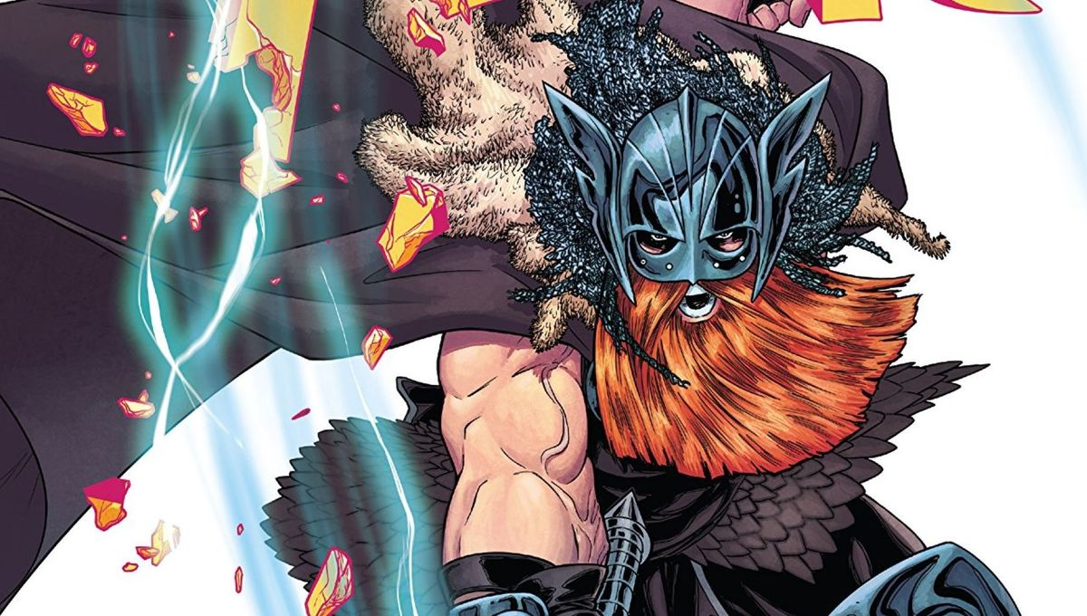 War Thor S Identity Revealed In The Tragic Mighty Thor 20