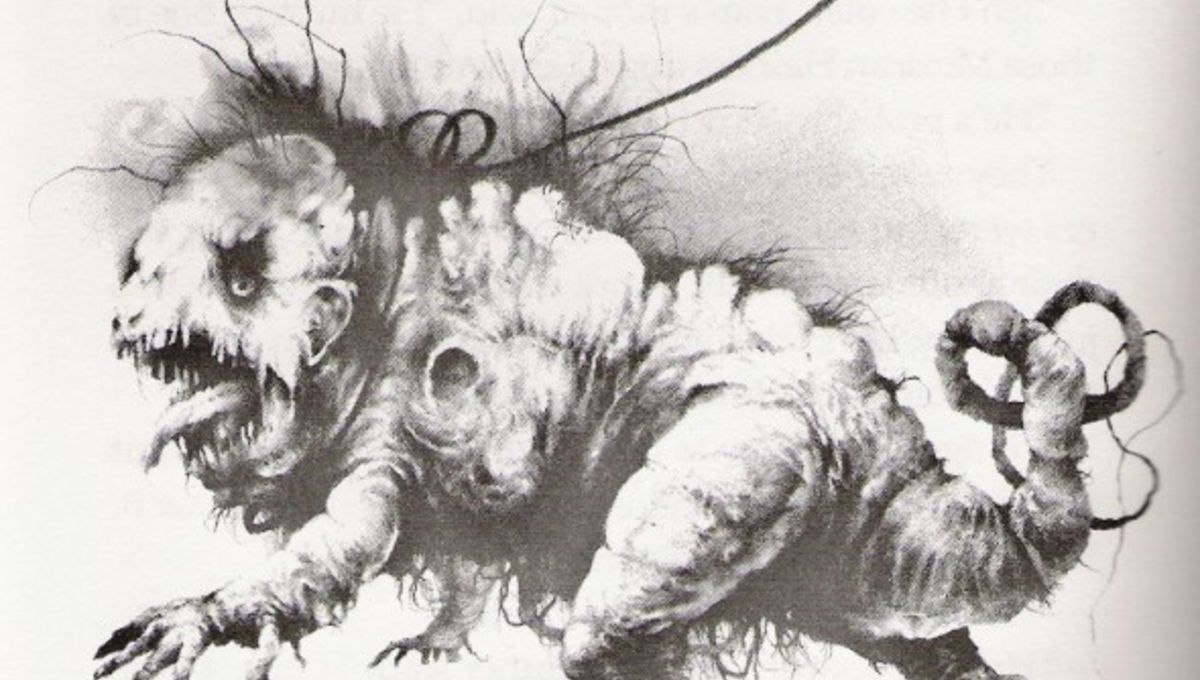 Scary Stories books finally resurrected with freakishly