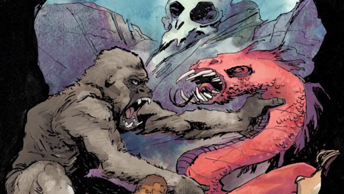 Phillip Kennedy Johnson, Kong: Gods of Skull Island, Dark Crystal