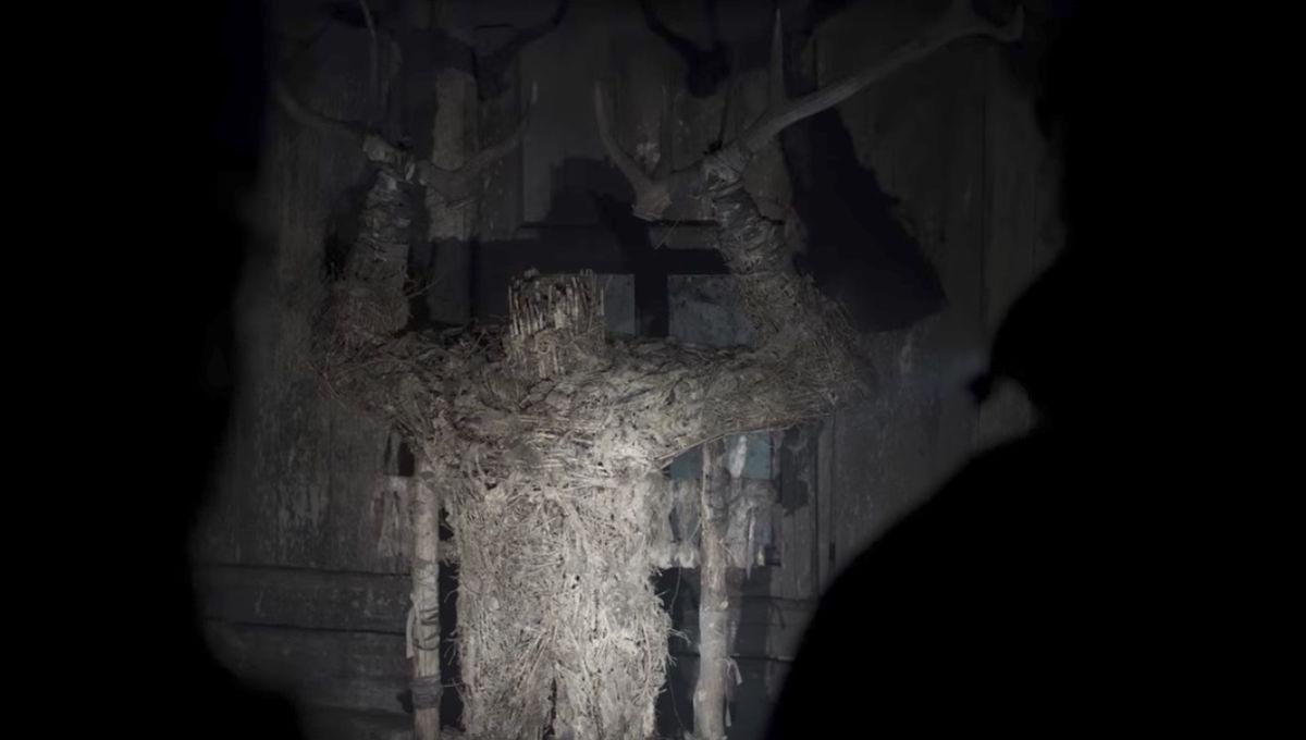 Ritual sci fi movie