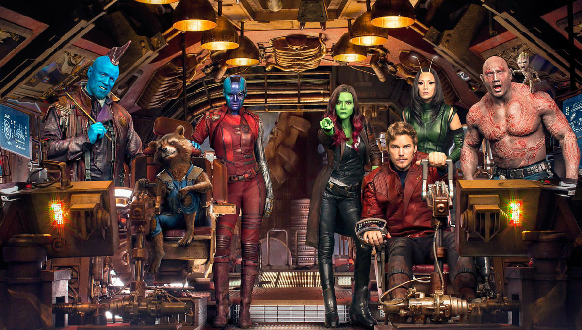 Disney: Epcot's Guardians of the Galaxy attraction so big it could swallow four Spaceship Earths