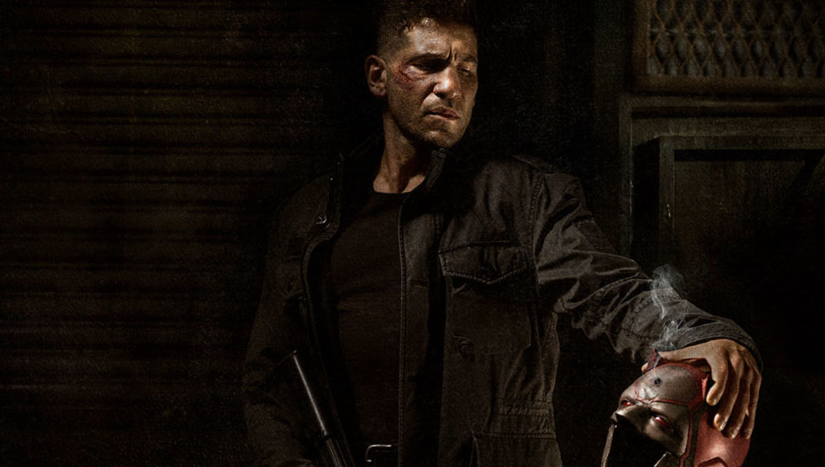 The Punisher is coming to collect in new teaser trailer for Netflix series