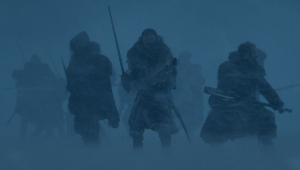 beyond the wall, game of thrones
