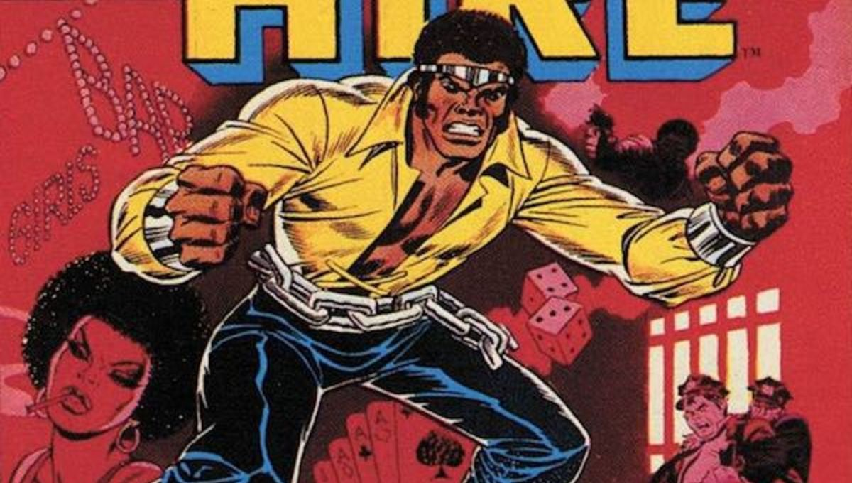 Watch: John Romita Sr. on why he has mixed emotions about Luke Cage's original costume