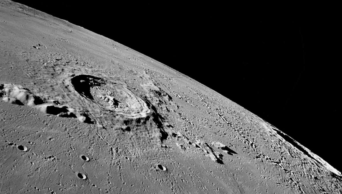What the moon could tell us about aliens