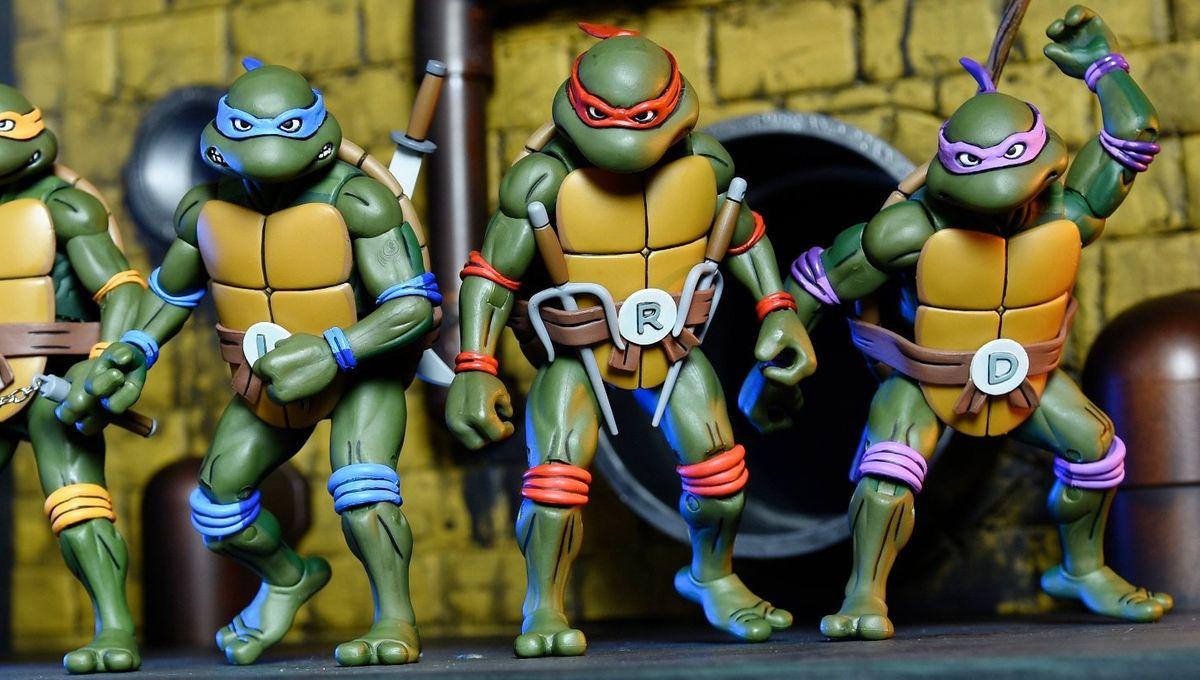 Syfy Teenage Mutant Ninja Turtles Fan Has Created The Ultimate