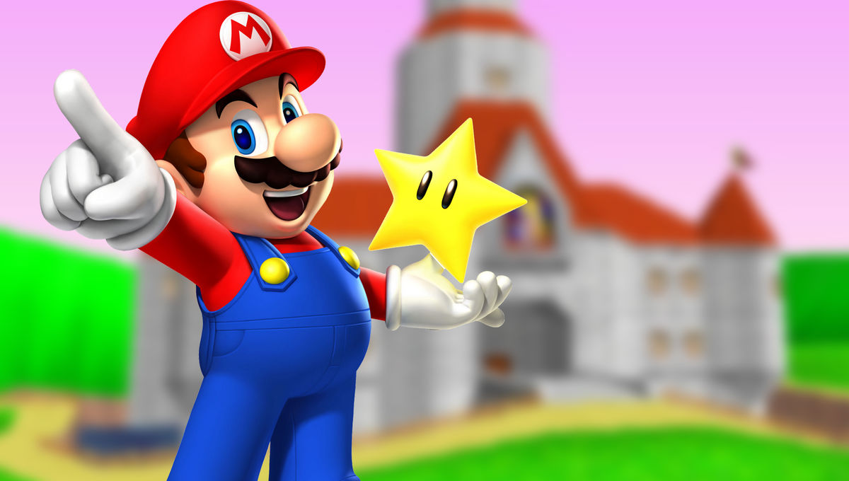 SYFY - Nintendo fans turned Super Mario 64 into an online
