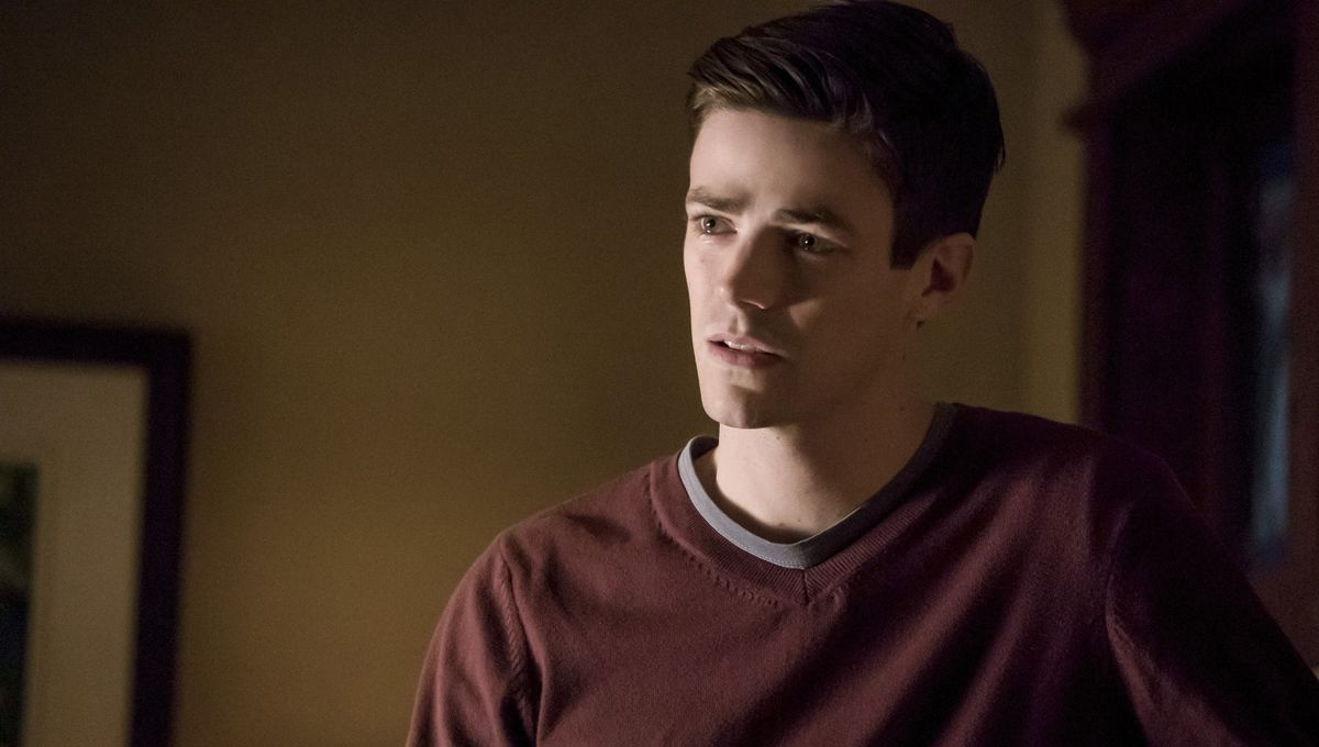 Grant Gustin: Barry knows everything and nothing in The Flash Season 4