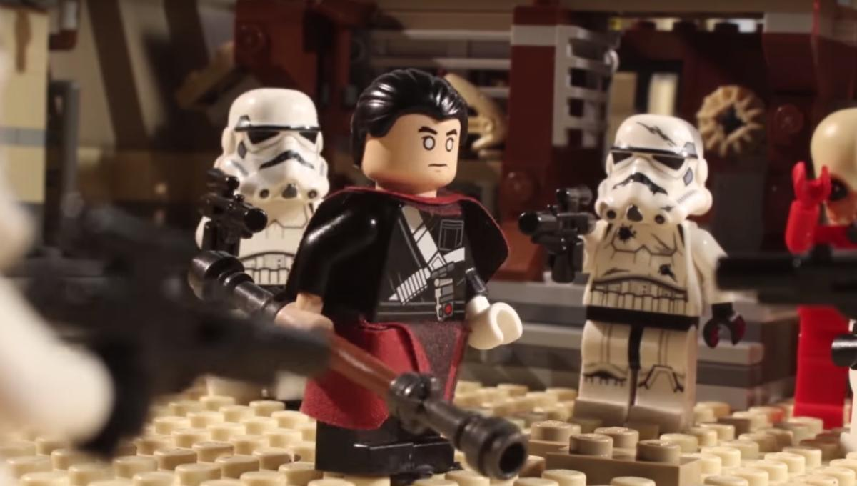 This hilarious LEGO Star Wars parody is how Rogue One should have ended