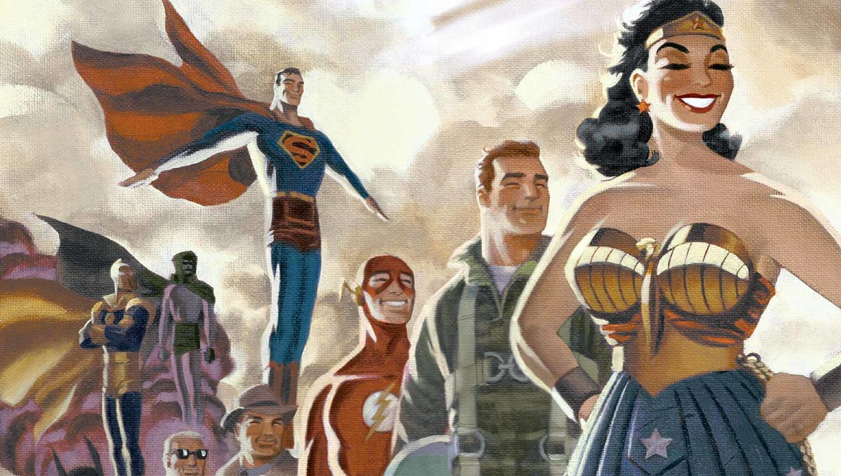 The 25 Best Comics Stories Of Last Years