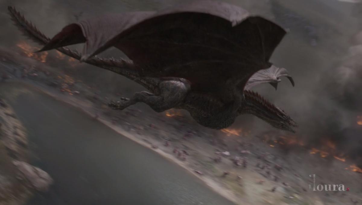 Game of Thrones Season 7 VFX breakdown: Watch Drogon's