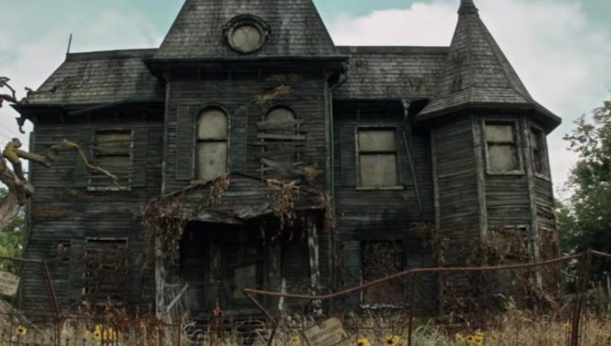 Syfy The It House Was Actually A Creepy Haunted House