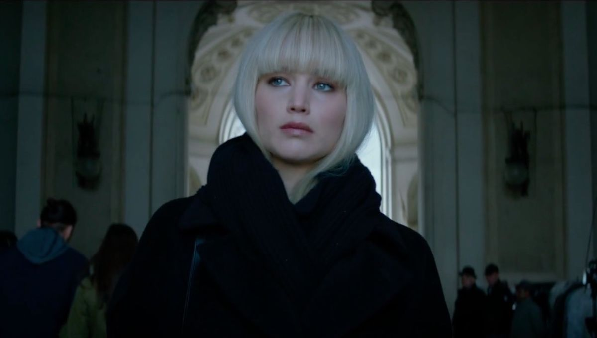 Image result for red sparrow jennifer lawrence